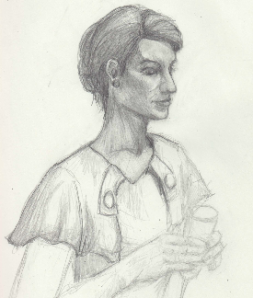 Lynsey May Self Portrait