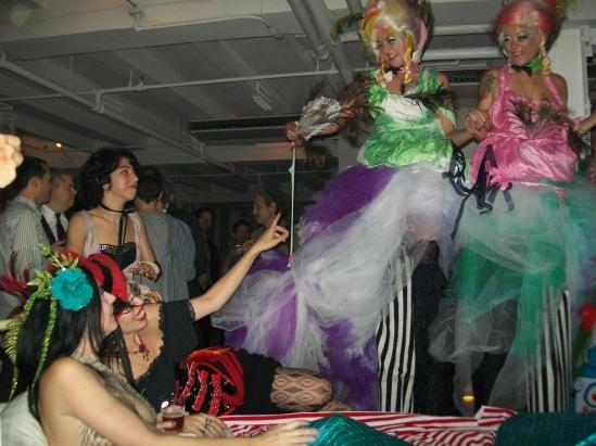 Cynthia Von Buhler's partys