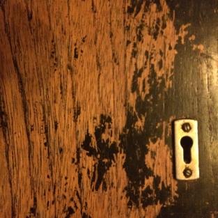 Door lock.